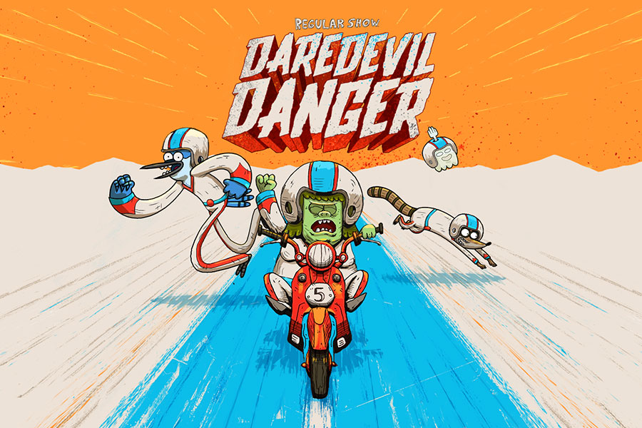 <span>Daredevil danger</span><i>→</i>